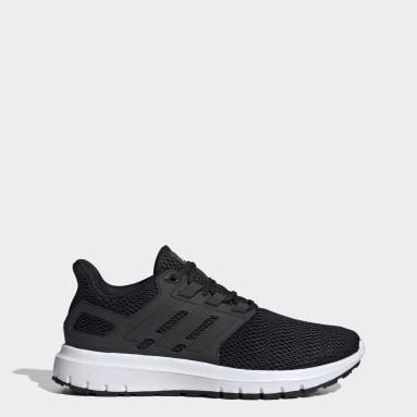 Men Running Black Ultimashow Shoes