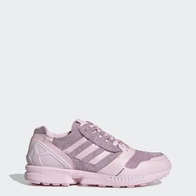Originals Pink ZX 8000 Minimalist Icons Shoes