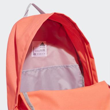 Training Pink Classic Big Logo Backpack