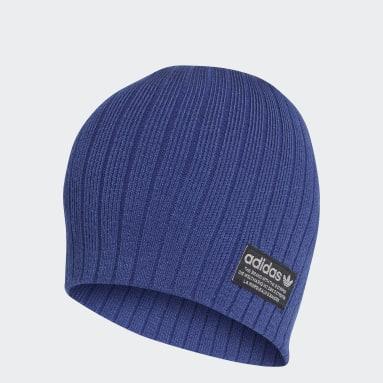 Originals Blue Sport Beanie