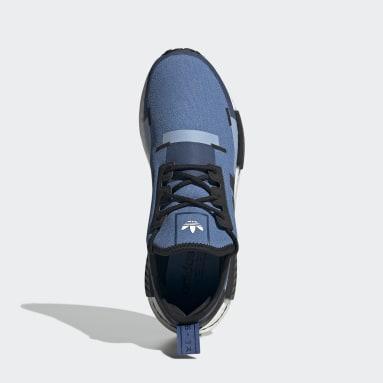 Chaussure NMD_R1 Bleu Originals