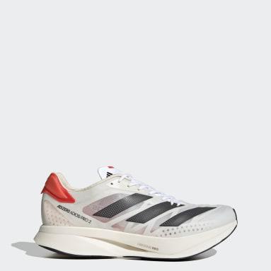 Löpning Vit Adizero Adios Pro 2.0 Shoes