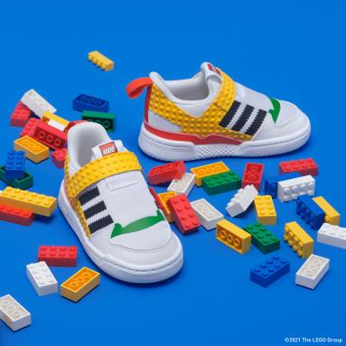 Scarpe adidas Forum 360 x LEGO® Bianco Bambini Originals