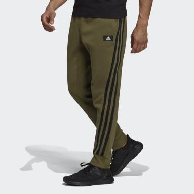 Pantalón adidas Sportswear Future Icons Winterized Verde Hombre Sportswear