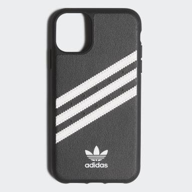 Originals Samba Molded iPhone 11 Schutzhülle Schwarz