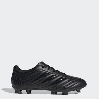 Football Black Copa 20.4 Firm Ground Boots