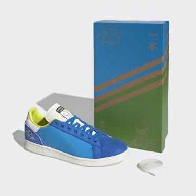 Originals Disney Rex und die Aliens Stan Smith Schuh Weiß