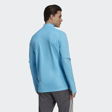 Training Top Real Madrid Turquoise Hommes Football