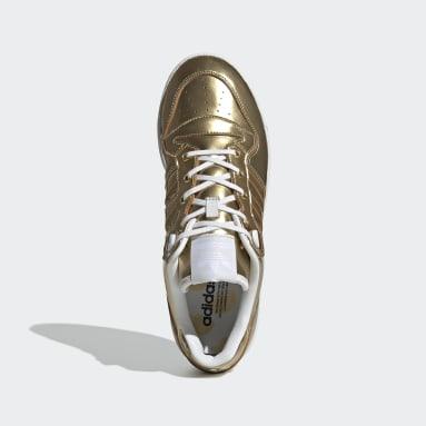 Men Originals Gold Rivalry Low Shoes