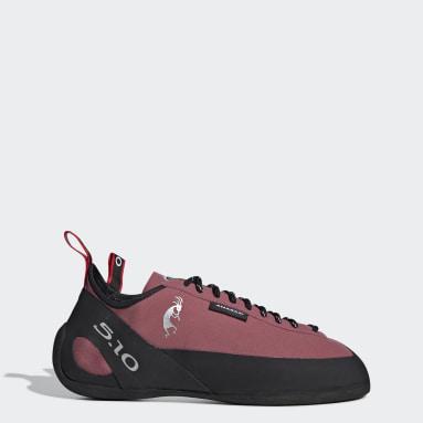 Five Ten Burgundy Five Ten Climbing Anasazi Lace Shoes