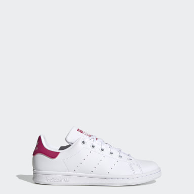Youth 8-16 Years Originals White Stan Smith Shoes