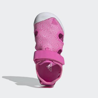 Children TERREX Pink Terrex Captain Toey Sandals