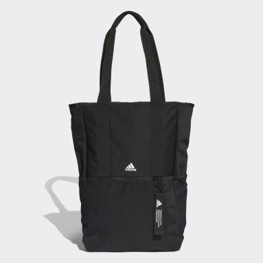 Bolso Classic Backpack Tote Negro Gimnasio Y Entrenamiento