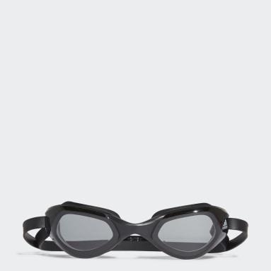 Swimming Grey persistar comfort unmirrored swim goggle