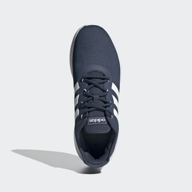 Tenis Lite Racer 2.0 RBN Azul Hombre Diseño Deportivo