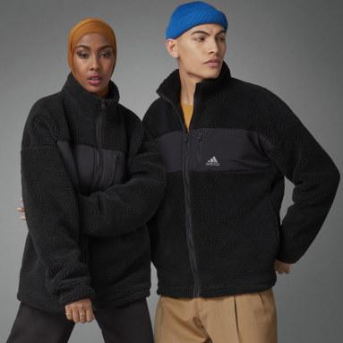 Sportswear Winterized Jacke Schwarz
