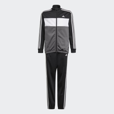 Boys Sportswear Svart adidas Essentials Track Suit