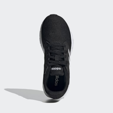 Kids Sport Inspired Black Showtheway Shoes