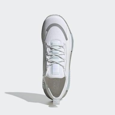 Men's Originals White NMD_R1 Spectoo Shoes
