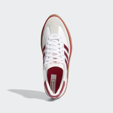 Women's Originals White adidas Sleek Super 72 Shoes