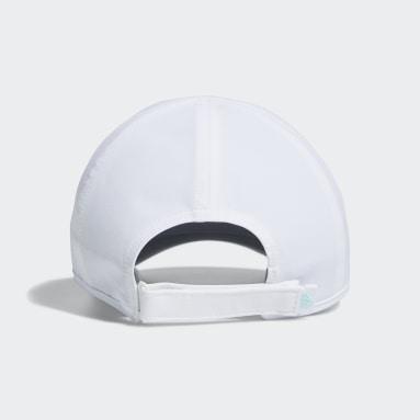 Children Running White Superlite Hat