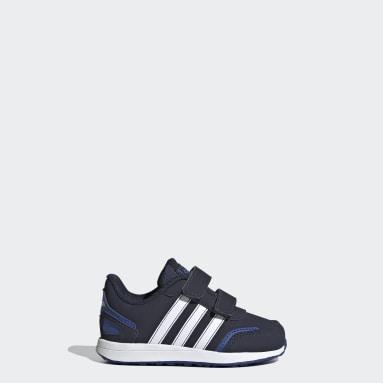 Kinder Running VS Switch Schuh Blau