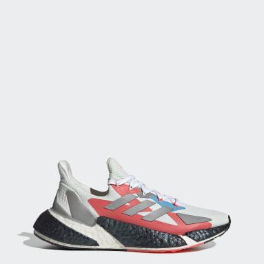 ผู้หญิง วิ่ง สีขาว รองเท้า X9000L4
