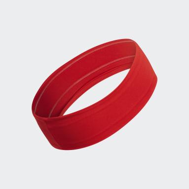 Training Red Alphaskin 2.0 Headband