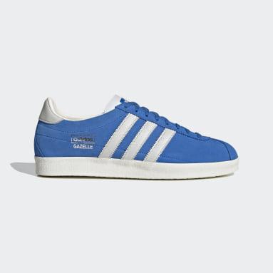 Originals Blauw Gazelle Vintage Schoenen