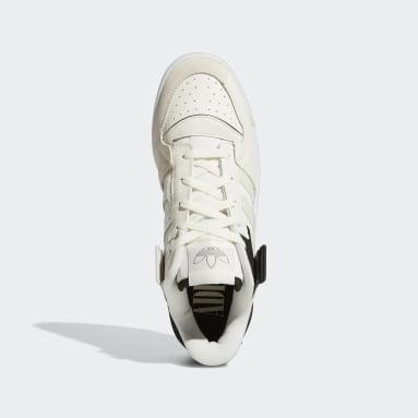 Originals Beyaz Forum Exhibit Low Ayakkabı