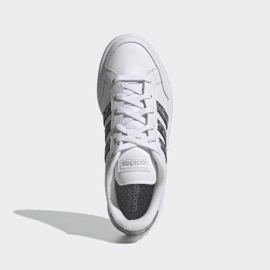 Women's Essentials White Grand Court SE Shoes