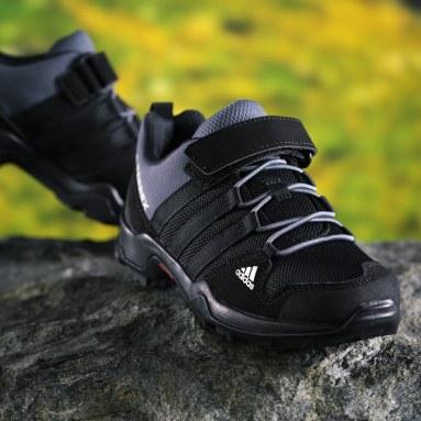 Děti TERREX černá Boty Terrex AX2R CF Hiking