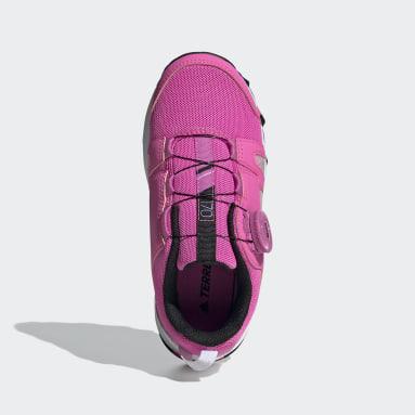 Terrex Boa Hiking Shoes Różowy