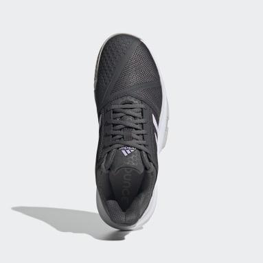 Sapatos CourtJam Bounce Cinzento Mulher Ténis