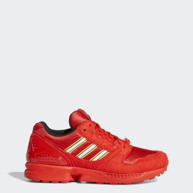 Originals Red adidas ZX 8000 x LEGO® Shoes