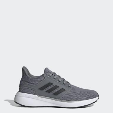 Men Running Grey EQ19 Run Shoes