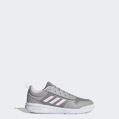 Kids Running Grey Tensaur Shoes
