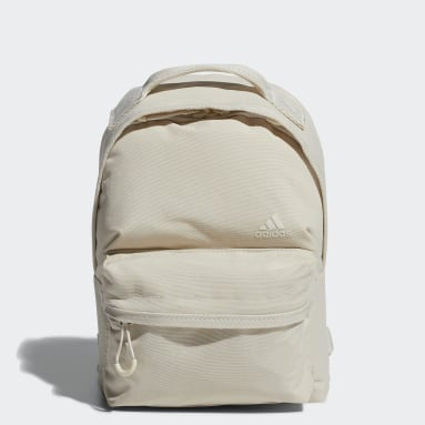 Women Volleyball Beige Mini Backpack