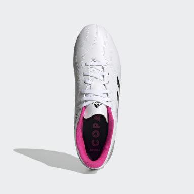 Chaussure Copa Sense.4 Multi-surfaces blanc Soccer