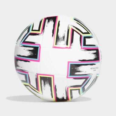 Ballon d'entraînement Uniforia Blanc Football