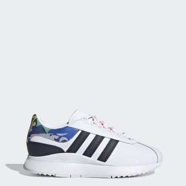 Frauen Originals SL Andridge Schuh Weiß