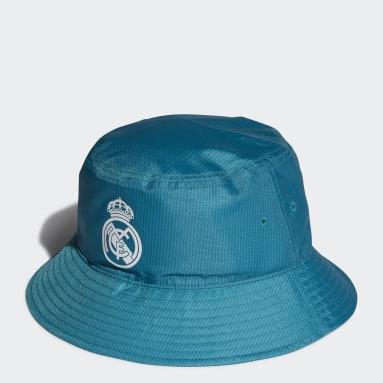 Gorro Real Madrid Bucket Verde Fútbol