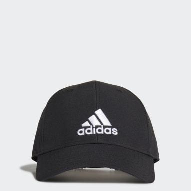черный Бейсболка Embroidered