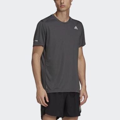 Camiseta Run It Cinza Homem Running