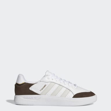 Men Originals White Tyshawn Low Shoes