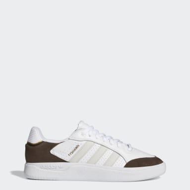 Originals Hvid Tyshawn Low sko