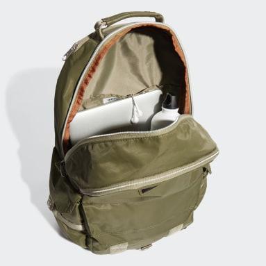 Originals Green Modern Utility Backpack Large