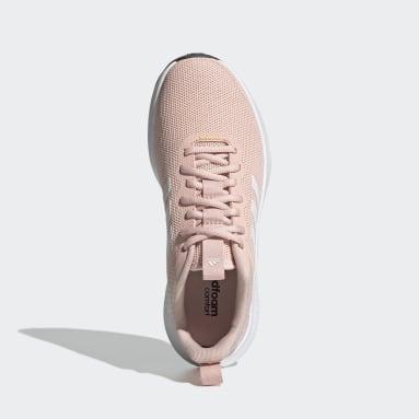 Women Running Pink Fluidstreet Shoes