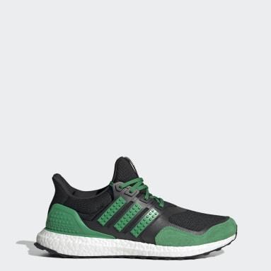 Men Running Black adidas Ultraboost DNA x LEGO® Colors Shoes
