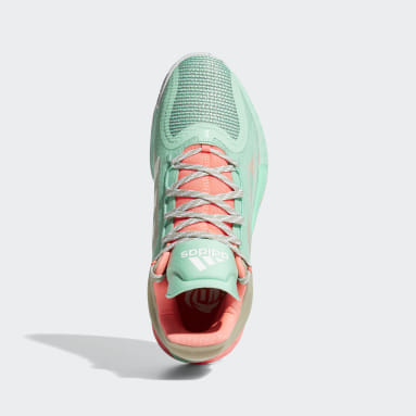 Basketball Green D Rose 11 Shoes